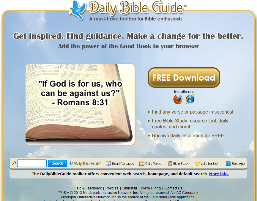 daily bible guide download